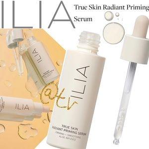3/$15 Ilia True Skin Radiant Priming Serum NEW